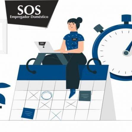 Ponto da empregada doméstica e ônus da prova   SOS Empregador Doméstico