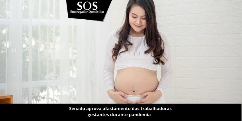 Veja as alternativas para o empregador doméstico diante da aprovação da lei de afastamento da gestante durante a pandemia