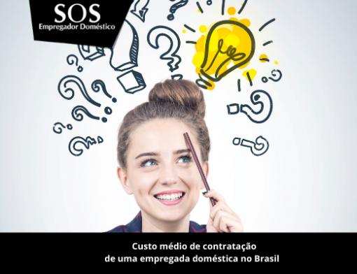 Descubra todos os custos de contratação de uma doméstica no Brasil